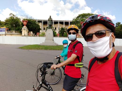 Role de Bicicleta na Quinta da Boa Vista