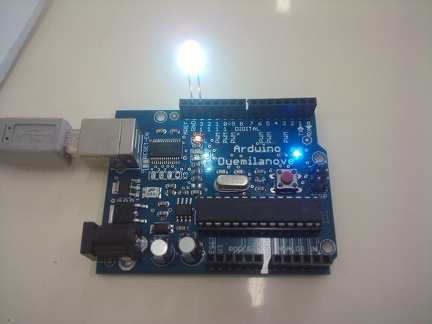 Placa do Arduino